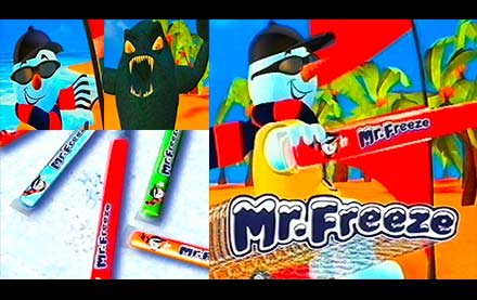 mr freeze glace